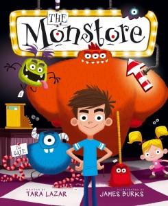 Monstore Cover